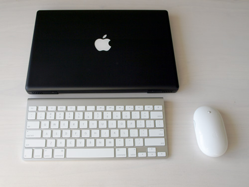 Apple Wireless Keyboardの大きさ