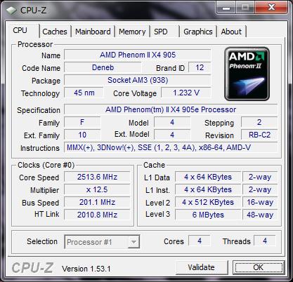 CPU-Z 1.53
