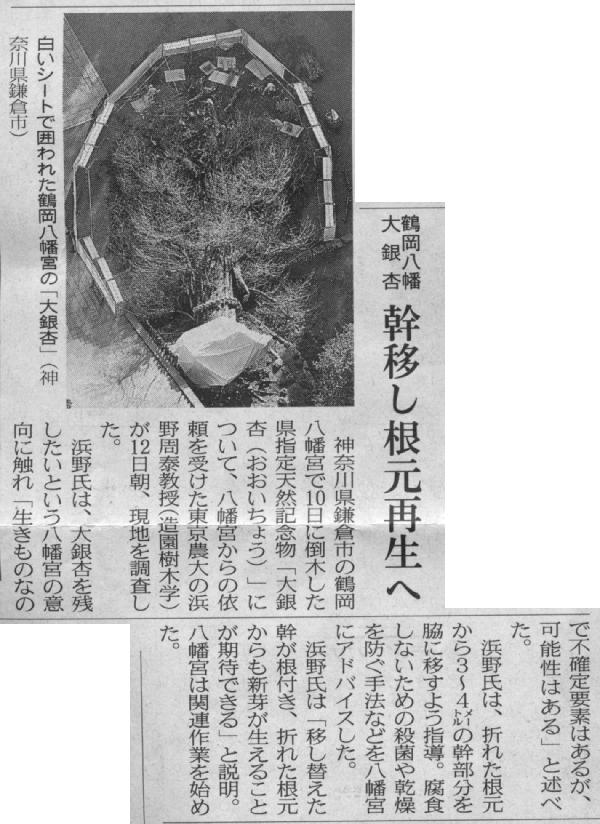 日経新聞、2010年3月12日夕刊