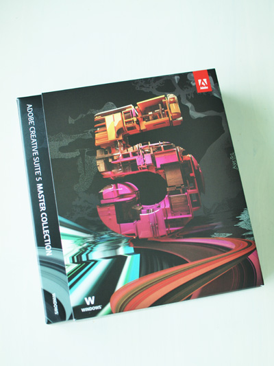 Adobe CreativeSuite5 MasterCollection