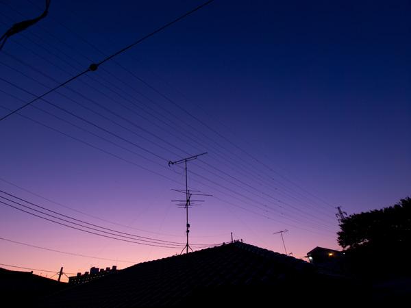 朝焼け 20110711