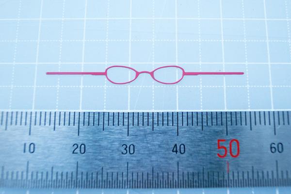 予備の眼鏡フレーム