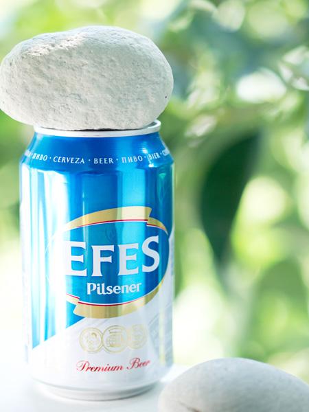 トルコビール・EFES