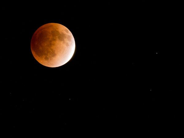 皆既月食 2011.12.10