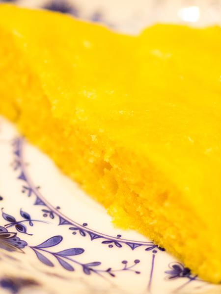 かぼちゃ蒸しケーキ