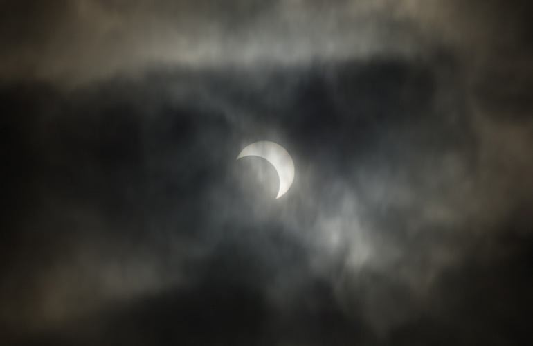 2012 金環日蝕