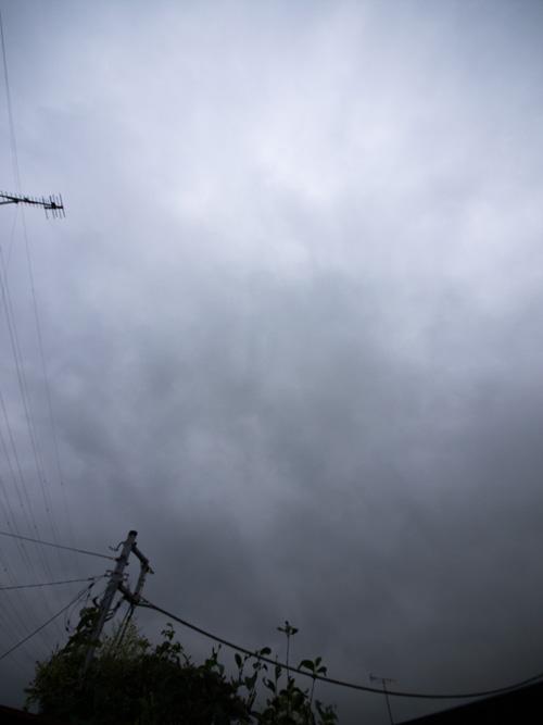 2012年7月20日の空