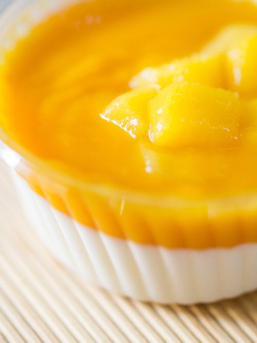 プレミアムマンゴー杏仁豆腐