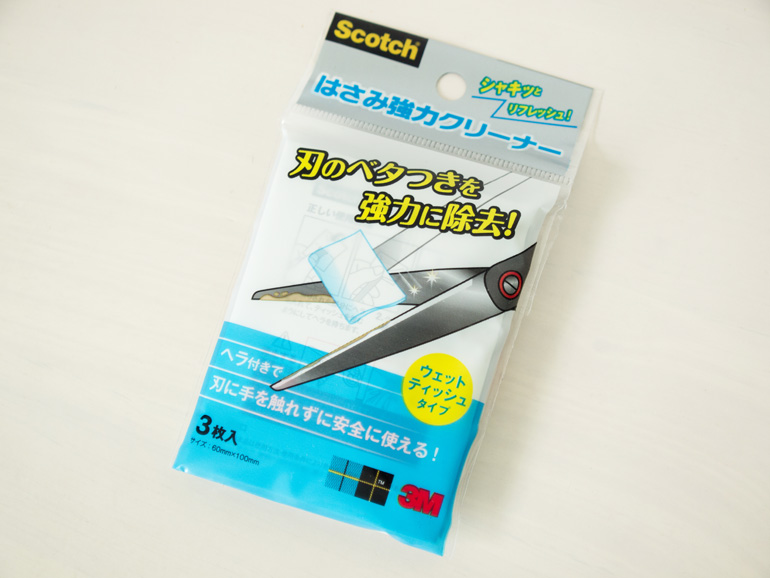 Scotch はさみ強力クリーナー NK-CL3