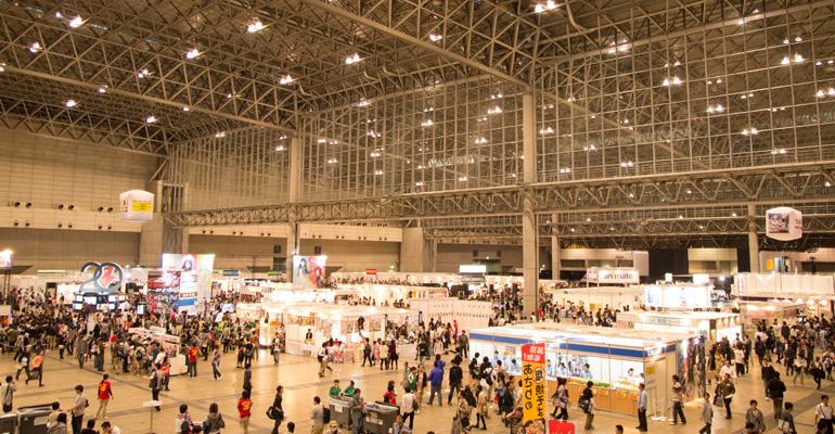 電撃20年祭 at 幕張メッセ
