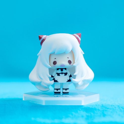 電ちゃんの飛行場姫コスプレ